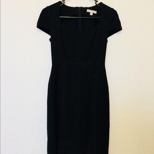 Girl boss body-con Black Dress